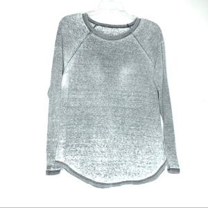 American Eagle Waffle Knit Long Sleeve Thermal L